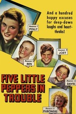 Five Little Peppers in Trouble