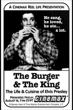 The Burger & the King: The Life & Cuisine of Elvis Presley