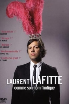 Laurent Lafitte : as his name suggests it