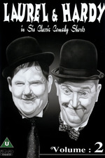 Laurel & Hardy in Six Classic Comedy Shorts Volume 2