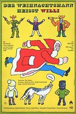Der Weihnachtsmann heißt Willi