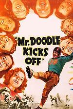 Mr. Doodle Kicks Off