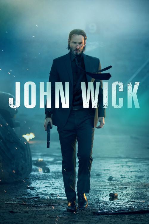 John Wick movie poster
