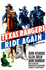 The Texas Rangers Ride Again