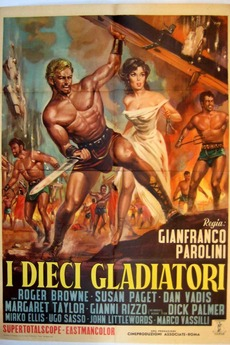 The Ten Gladiators movie