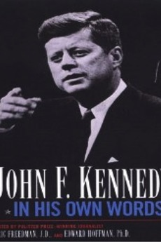 Jfk In His Own Words 1988 Directed By Peter W Kunhardt