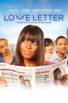 Cast of love letters
