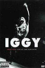 Iggy Pop Live at the Avenue B