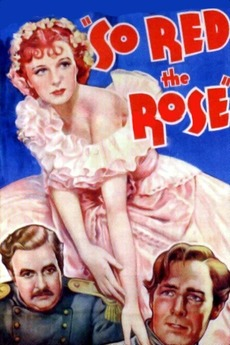 So Red the Rose (1935)
