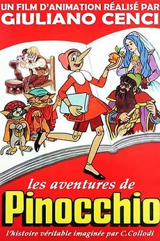 pinocchio 1972