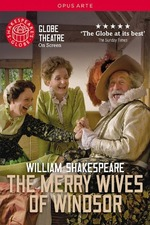 The Merry Wives of Windsor: Shakespeare's Globe Theatre