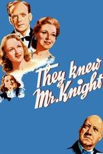 They Knew Mr Knight
