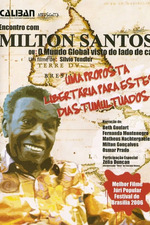 A Meeting with Milton Santos