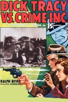 Dick Tracy vs. Crime Inc.