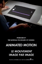 Animated Motion: Part 1