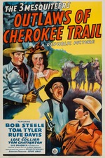 Outlaws of Cherokee Trail