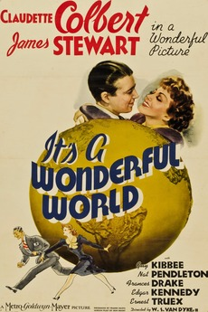 Its A Wonderful World 1939 Directed By Ws Van Dyke Reviews