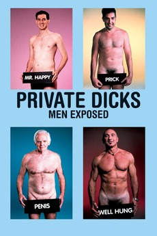 Private Dicks: Men Exposed