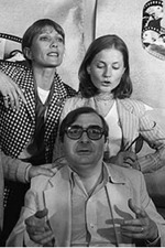 Claude Chabrol, l'entomologiste