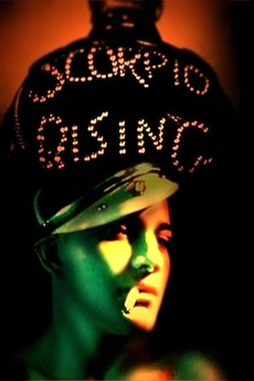 Scorpio Rising (1963) directed by Kenneth Anger • Reviews, film +