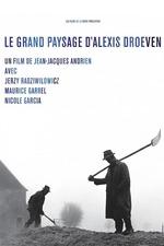 Le grand paysage d'Alexis Droeven