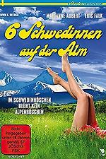 Six Swedish Girls in Alps