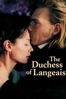 The Duchess of Langeais