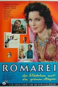 romarei das m dchen mit den gr nen augen 1958 directed by harald reinl film cast. Black Bedroom Furniture Sets. Home Design Ideas