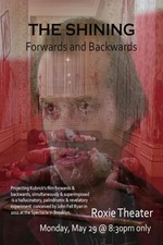 The Shining: Forwards and Backwards