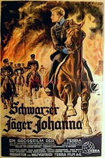 Black Fighter Johanna