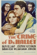 The Crime of Doctor Hallet