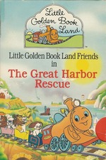 Little Golden Book Land Friends in The Great Harbor Rescue