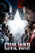 Filmplakat Captain America: Civil War, 2016