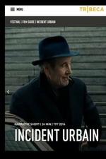 Incident Urbain