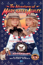 The Adventures of Mary-Kate & Ashley: The Case of the United States Navy Adventure