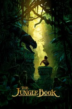Filmplakat The Jungle Book, 2016