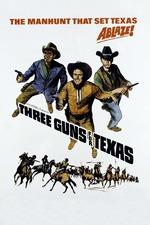 Three Guns for Texas