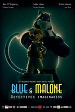 Blue & Malone, imaginary detectives