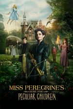 Filmplakat Miss Peregrine's Home for Peculiar Children, 2016