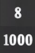 1000 Frames