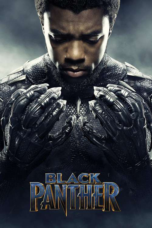 Film poster for Black Panther