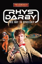Rhys Darby: This Way to Spaceship