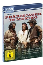 Hunters in the prairies of Mexico