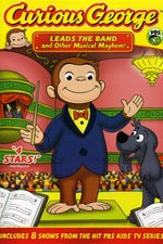 Curious George: Leads the Band and Other Musical Mayhem!