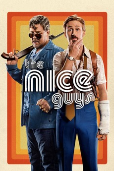 the nice guys, russel crowe, ryan gosling, shane black, gaugau, film, blog