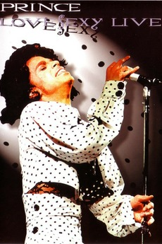 Prince lovesexy concert