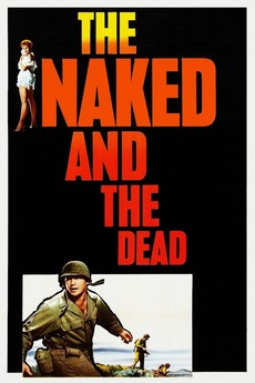 The Naked and the Dead (1958)