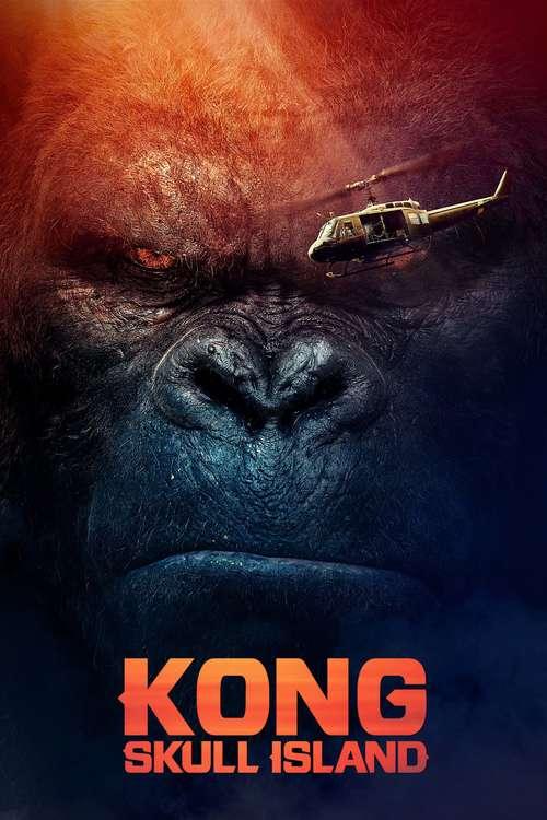 Film poster for Kong: Skull Island