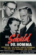 Die Schuld des Dr. Homma