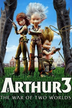 Arthur 3 The War Of The Two Worlds 2010 Directed By Luc Besson